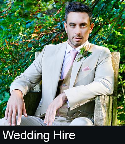 Wedding Suit Hire