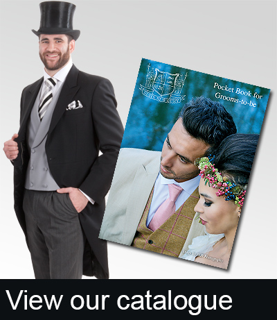 Morning Wear Hire Catalogue