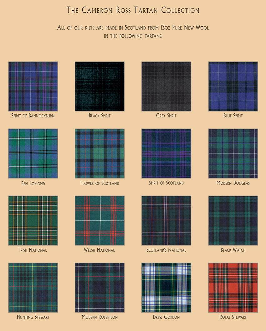 Highland Wear for Hire