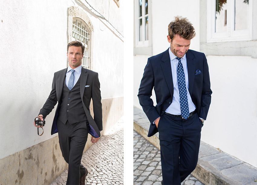 Mix & Match Suits