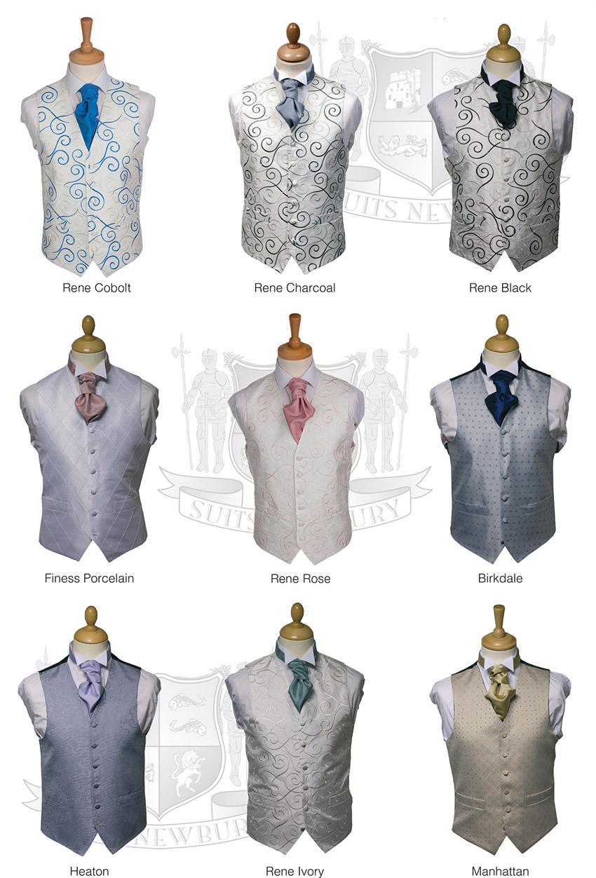 Ties & Waistcoats Hire