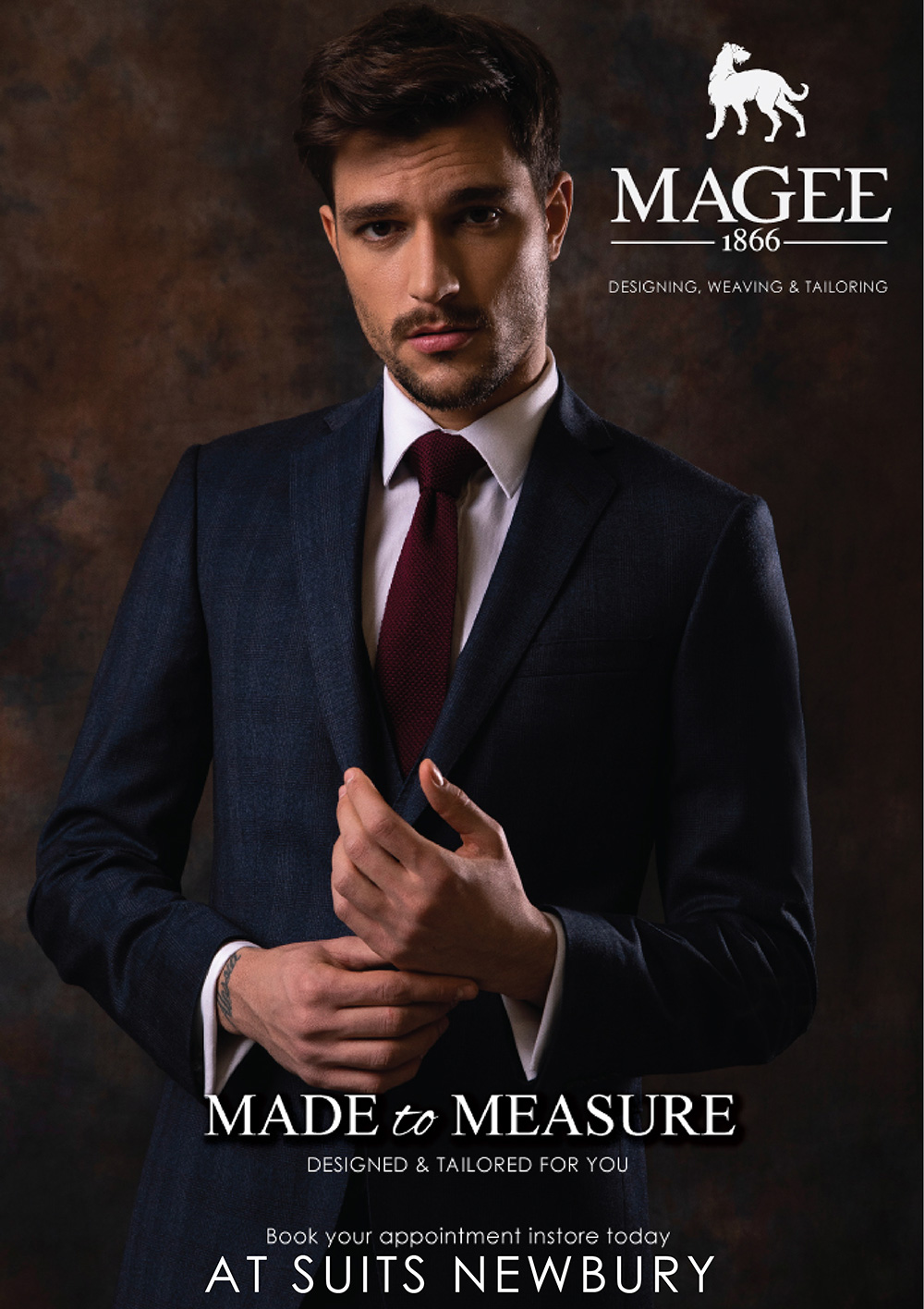 Tailoring Services - made to measure suits