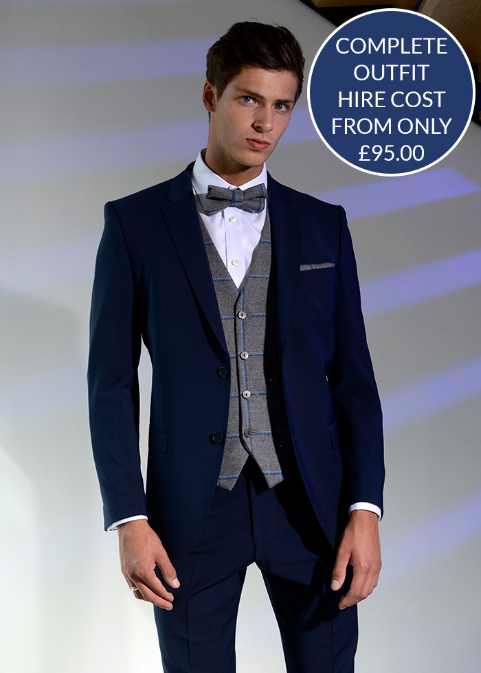 Menswear Suit Hire Specialists in Newbury