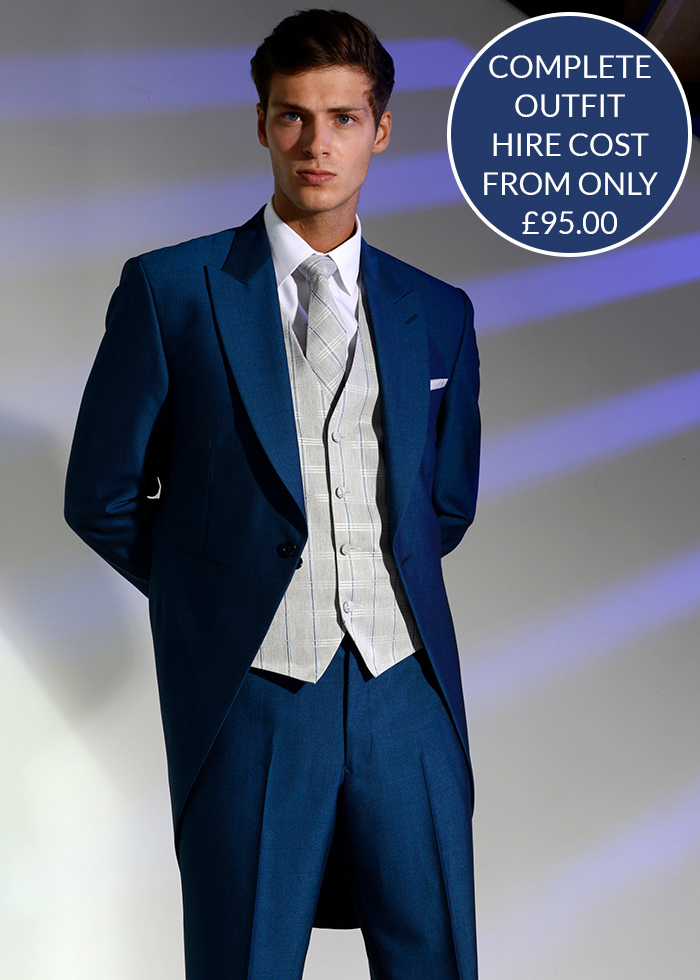 Suits from £95 - Menswear Hire Specialists in Newbury